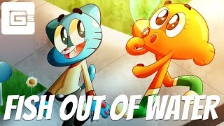 "Video The Amazing World of Gumball Song ▶ ""Fish Out Of Water"" 