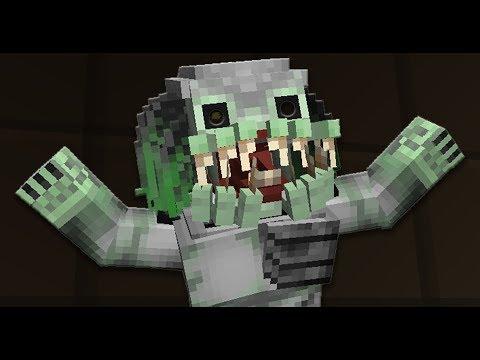 Let's Play Minecraft AVP [S3E78] Mutant Predator