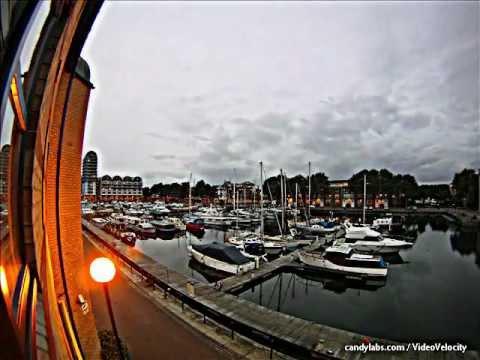 South Dock Marina Time Lapse