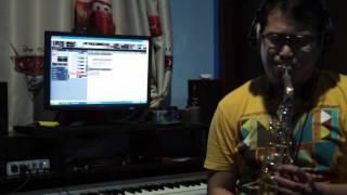 Gospel Saxophone Instrumental (Saatku MenyembahMu)