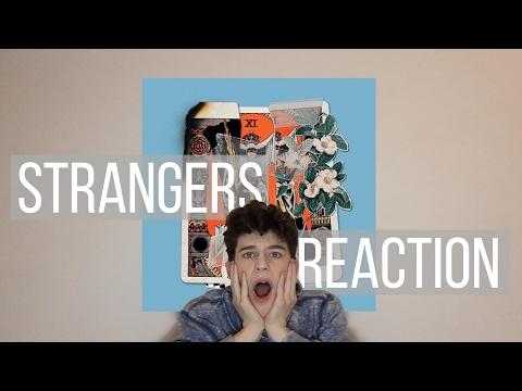 STRANGERS REACTION | HALSEY FEAT. LAUREN JAUREGUI