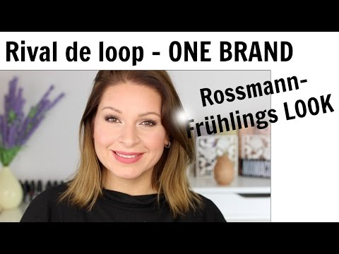 Rival de Loop ONE BRAND Makeup Tutorial extra lang ;O) / Mamacobeauty