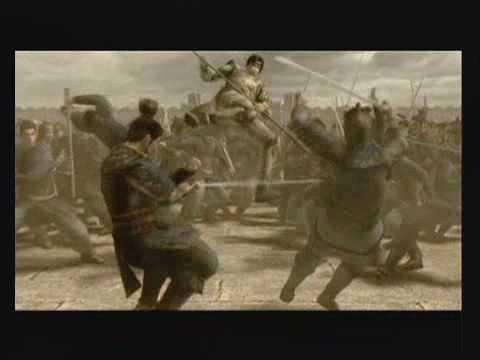 Dynasty Warriors 5 intro