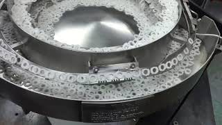 Vibratory Bowl Feeder For Spring Plates