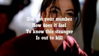 Gambar cover michael jackson - blood on dance floor (lyrics)