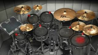 Cartoon - On & On - Drum Cover