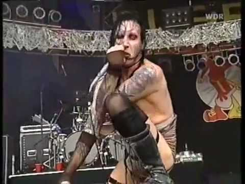 Marilyn Manson - Sweet Dreams Live At Bizarre Festival