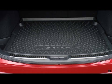 Mazda6  Cargo Tray – Mazda Genuine Accessory