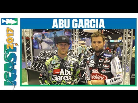 Abu Garcia REVO X Spinning Reel With Justin Lucas And Hunter Shryok | ICAST 2017
