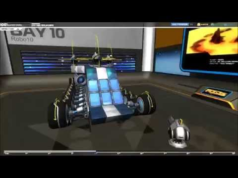 Robocraft - скачать через торрент бесплатно игру на PC