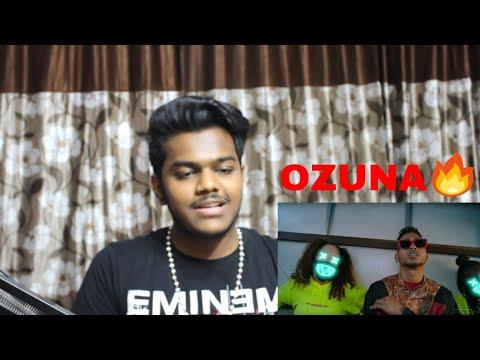 Ozuna - Vacía Sin Mí feat. Darell (Video Oficial) | REACTION