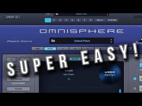 free omnisphere 2 presets