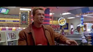В видеосалоне. Последний киногерой (1993).