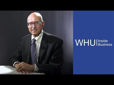 Prof. Dr. J. Rod Franklin on the crucial role of logistics | WHU Inside Business