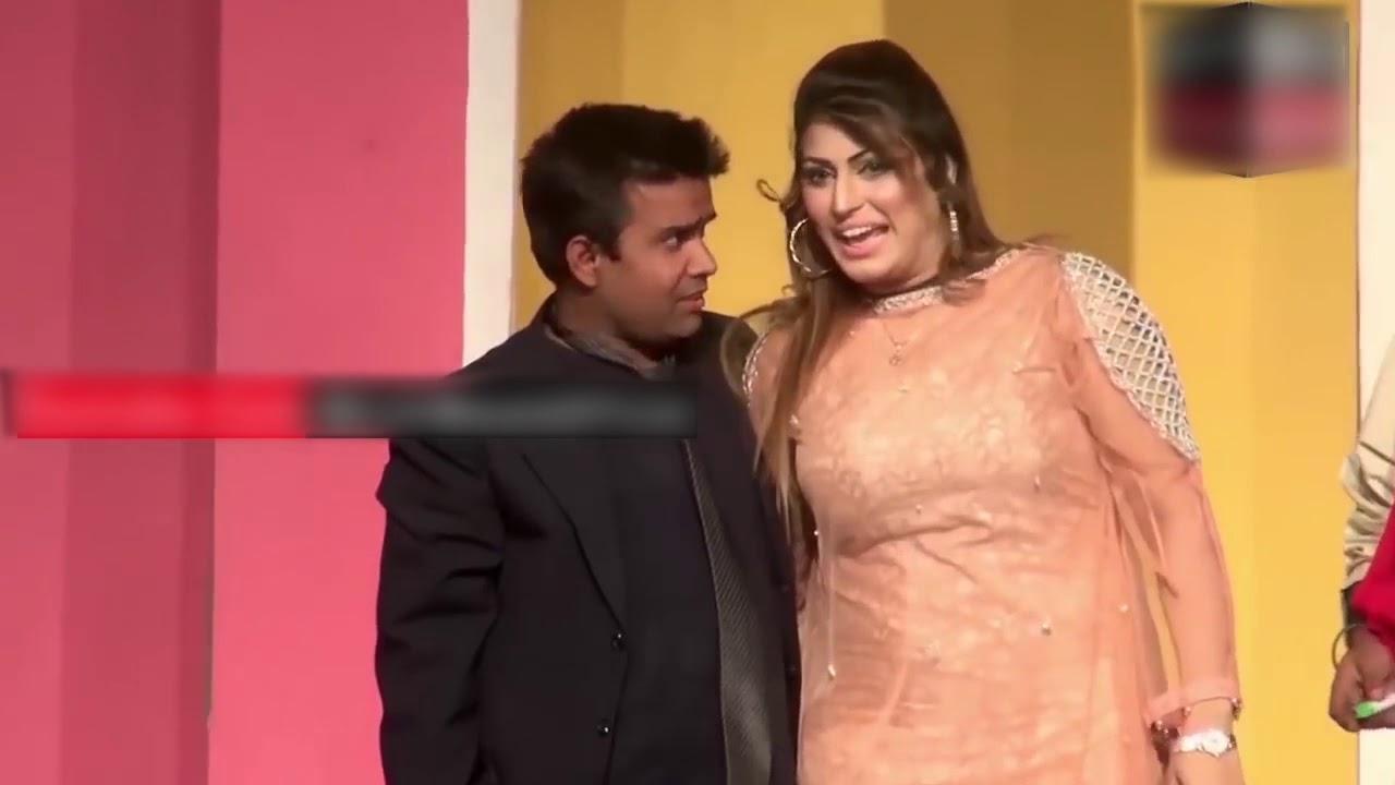 Gudu Kamal Ki Jugtain Best New Pakistani Hot and Sexy Stage Drama Comedy 2018