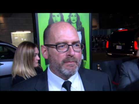 Vampire Academy Premiere: Daniel Waters   Director