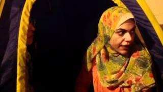 كلمة نوارة نجم وندى القصاص من امام مجلس الشعب
