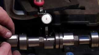 Увеличение мощности двигателя часть-1 Распредвал.