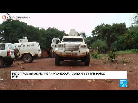 Violences en Centrafrique