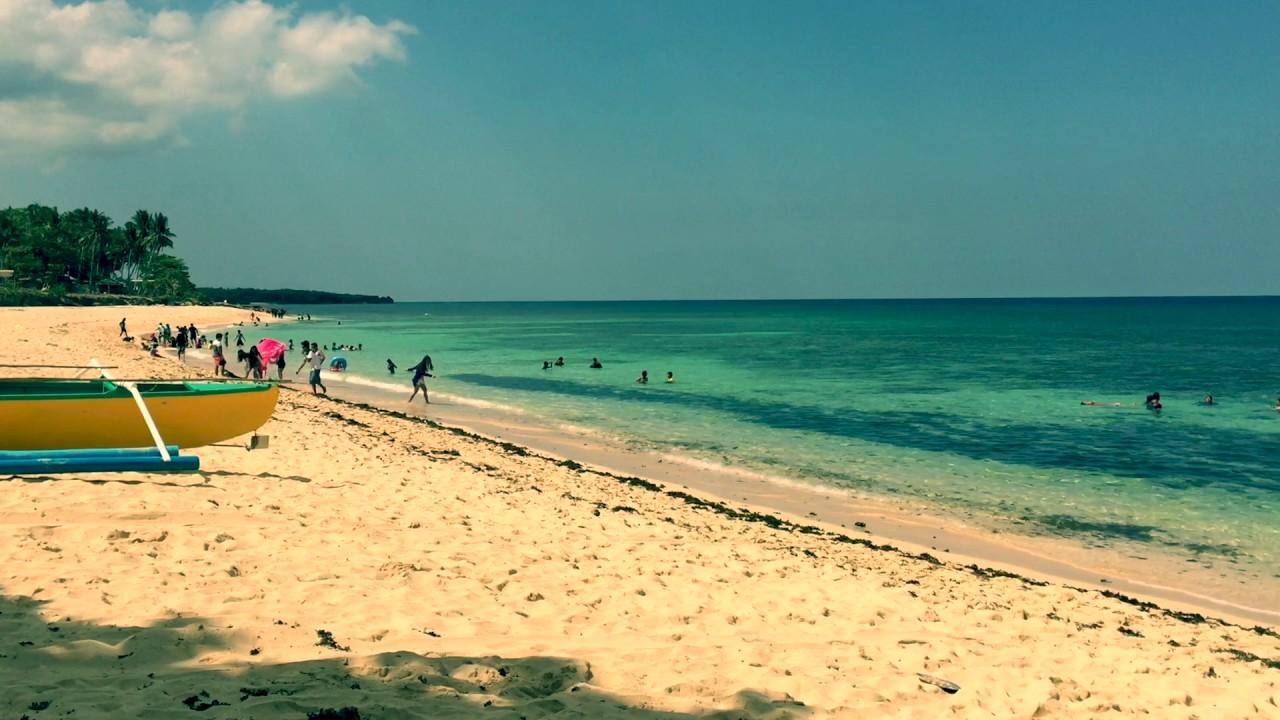 Patar Beach Bolinao Pangasinan Philippines