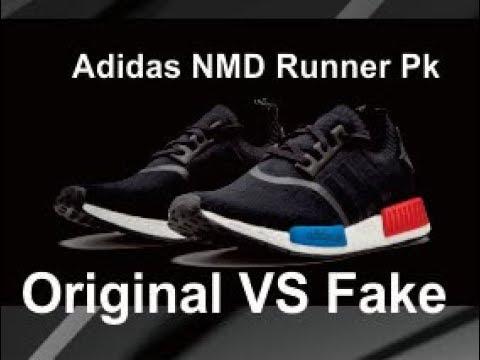 adidas Originals NMD Runner PK | Black | Sneakers | S42131