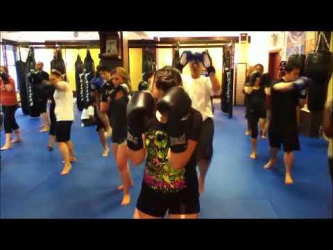 NY Fitness Kickboxing Midtown Manhattan