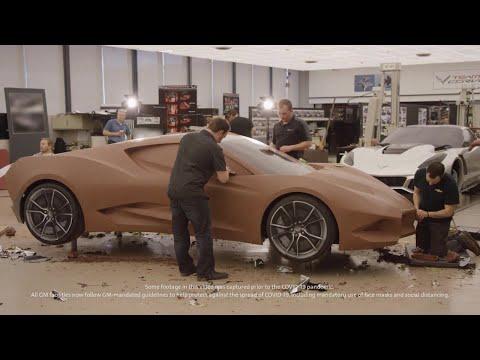 New Mid-Engine Corvette C8 Documentary: The Design
