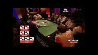 Mike Matusow loses monster pot &