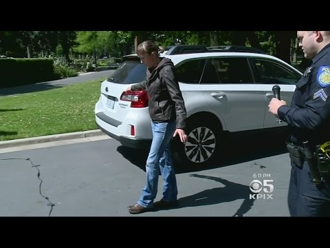 California Police Train To Detect Drugged Drivers