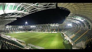 Türkiye'nin en büyük hibrit çime sahip Spor Toto Akhisar Belediye Stadyumu açılıyor