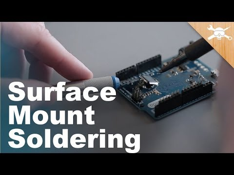 Surface Mount Soldering Guide with Ben Heck