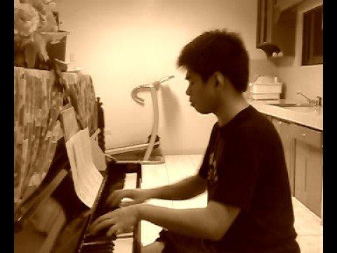 cuida by sugarfree (piano)
