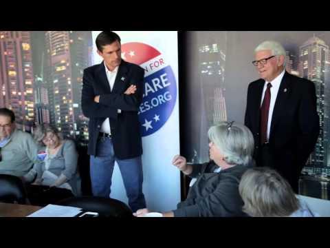 New Mexico Seniors and Senator Martin Heinrich Discuss Medicare Advantage