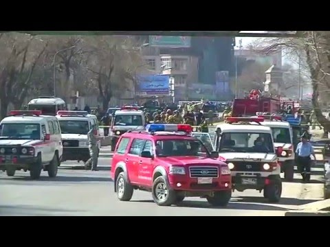Kabul struck by deadly suicide attack