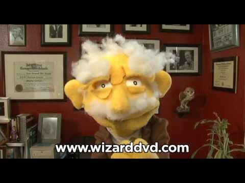 Wizard DVD Australia - Video Promo