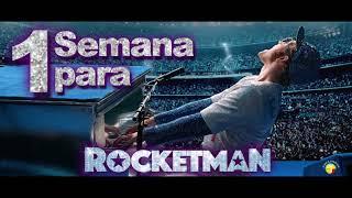 ¡Falta una semana para Rocketman!