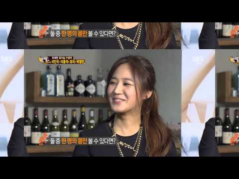 SNSD Yuri [No Breathing] interview E431 Oct 2, 2013 GIRLS' GENERATION Live HD