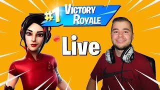 "Xbox Fortnite Live Stream - France Plus de 1000 victoires Utilisez le code ""VinnyYT"" Fortnite Bataille Royale"
