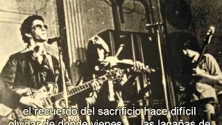 The Velvet Underground & Nico Black Angel´s Death Song sub titulada