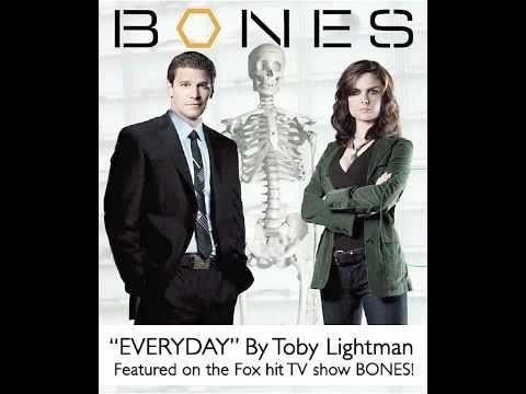 Toby Lightman's Song EVERYDAY on BONES