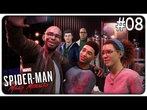 RICORDI DI UN LONTANO PASSATO CHE NON TORNERÀ MAI PIÙ   Spider-Man Miles Morales - ep. 08