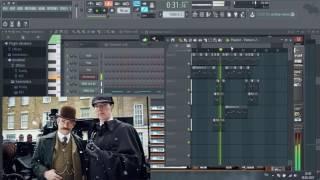 Sherlock Holmes TV FL Studio(Мелодия из сериала Шерлок)