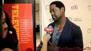 Blair Underwood star of NBC