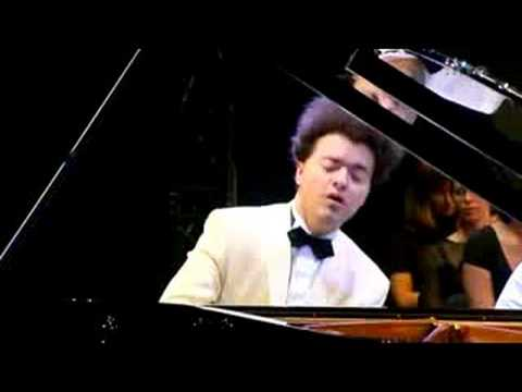 Evgeny Kissin plays Chopin-Minute Waltz in Db