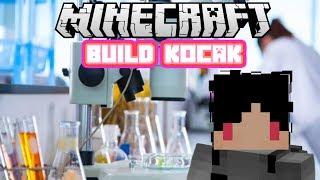Minecraft Indonesia - Build Kocak (37) - Laboratorium!