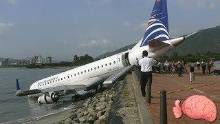 10 Aterrizajes De Emergencia Más Increíbles Del Mundo thumbnail