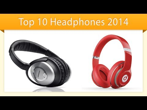 Top 10 Headphones 2014 | Compare Headphones