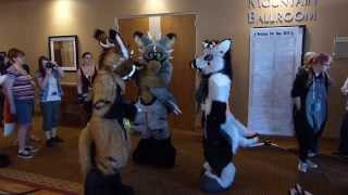 Telephone Antics at Arizona Fur Con 2013
