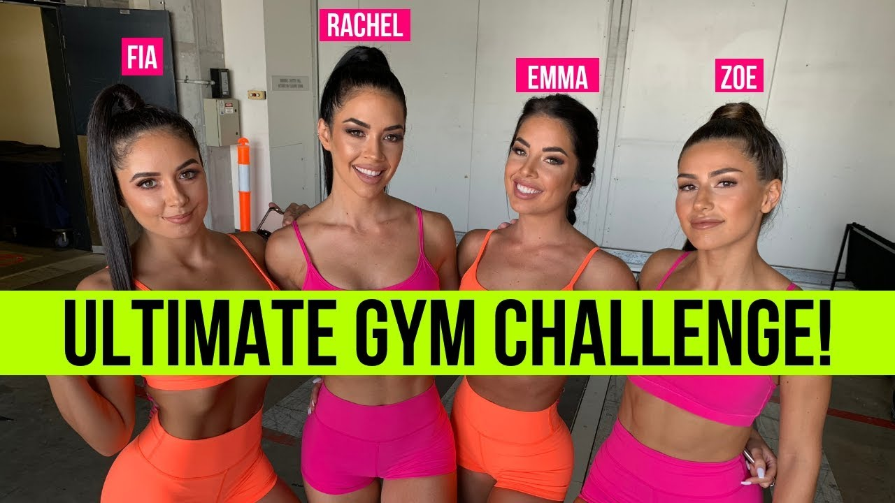 THE TOUGHEST WORKOUT CHALLENGE!