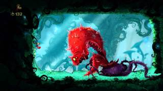 Rayman: Origins - Boss Fights